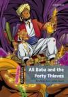 Dominoes: Ali Baba and The Forty Thieves Book+Cd (Qs)