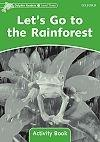 Let's Go To The Rain Forest Activity Book (Dolphin - 3)