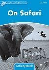 On Safari Activity Book (Dolphin - 1)