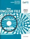 New English File Advanced Workbook + Key + Multirom