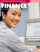 Oxford English For Careers: Finance 1 SB