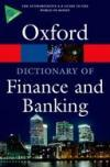 Oxford Dictionary of Finance and Banking * 5 Ed. (Pbr)