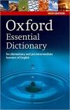 Oxford Essential Dictionary 2Nd Edition (New)