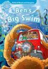 Ben's Big Swim (Read and Imagine - 1) Book+Cd