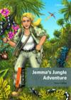 Dominoes: Jemma's Jungle Adventures (2) Book + Cd Pack