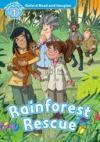 Rainforest Rescue (Read and Imagine - 1) Book+Cd