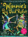 Winnie's Big Bad Robot Book+Cd