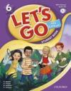Let's Go 6. 4Th Ed. Student Book With Online Practice