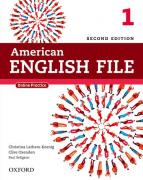 American English File 2E* 1 Student's Book +Online Skills