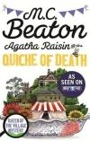 Agatha Raisin (01) and Quiche of Death (Tv Tie In)