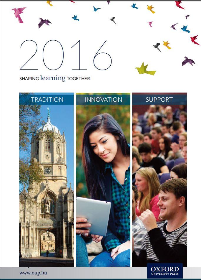 Az Oxford University Press tankönyvjegyzéke