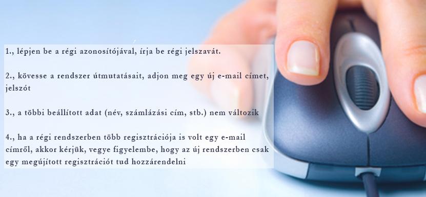 Regisztráció megújítása