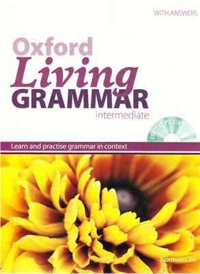 Oxford Living Grammar megoldókulccsal
