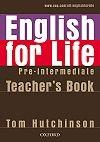 English For Life Pre-Int Teachers' Pack