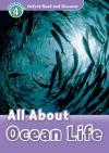 All ABout Ocean Life (Read and Discover 4) Book+Cd Pack