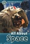 All ABout Space (Read and Discover 6) Book+Cd Pack