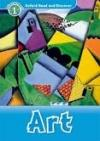 Art (Read & Discover 1) Book+Cd