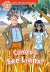 Can You See Lions? (Read and Imagine 2)