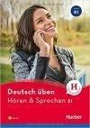 Deutsch Üben: Hören + Sprechen B1 (Buch Mit Cd) *Neu