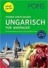 Pons Power-Sprachkurs Ungarisch In 4 Wochen +2 Audio Cd*