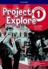 Project Explore 1 Munkafüzet