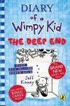 Diary of A Wimpy Kid: The Deep End (15) (Hb)