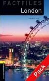 London - Obw Factfiles 1 Book+Cd * 2E