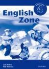 English Zone 4 Munkafüzet + Cd-Rom