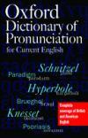 Oxford Dictionary of Pronunciation (Pb)