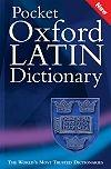 Pocket Oxford Latin Dictionary 3E *
