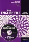 New English File Beginner Tanári Kézikönyv