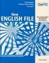 New English File Pre-Int. Munkafüzet Kulcs Nélkül + Cd