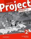 Project 4Th Ed. 2. Workbook + Cd + Online Practice