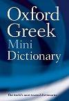 Oxford Greek Minidictionary 2E *
