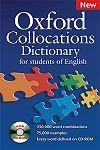 Oxford Collocations Dictionary With Cd-Rom * New Ed.