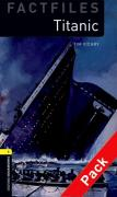 Titanic - Obw Factfiles 1 Book+Cd * 3E
