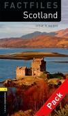 Scotland - Obw Factfiles 1 Book+Cd
