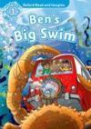 Ben's Big Swim (Read and Imagine - 1) Book+Cd