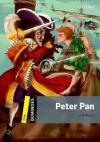 Dominoes: Peter Pan (1) Book+Cd