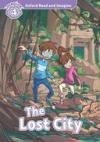 The Lost City (Read and Imagine - 4) Book+Cd