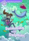 Swimming With Dolphins (Read and Imagine - 4) Book+Cd