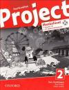 Project 4Th Ed. 2. Munkafüzet + Audio Cd (Hu)