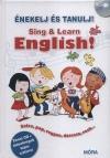 Énekelj és Tanulj! Sing & Learn English! + Cd