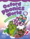 Oxford Phonics World 4 (Consonant Blends) Book +Multi-Rom