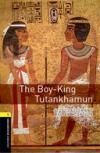 The Boy-King Tutankhamun - Obw Library 1 Book+Mp3 Pack