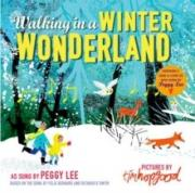 Walking In A Winter Wonderland Book & Cd (Hardback)