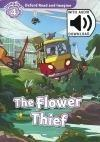 The Flower Thief (Read and Imagine - 4) Book+Mp3
