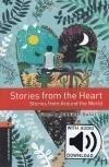Stories From The Heart - Obw Library 2 Book+Mp3 Pack