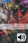 A Midsummer Nights Dream - Obw Library 3 Book+Mp3