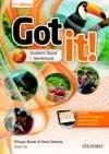 Got It! Starter Students Pack With Digital Workbook 2E